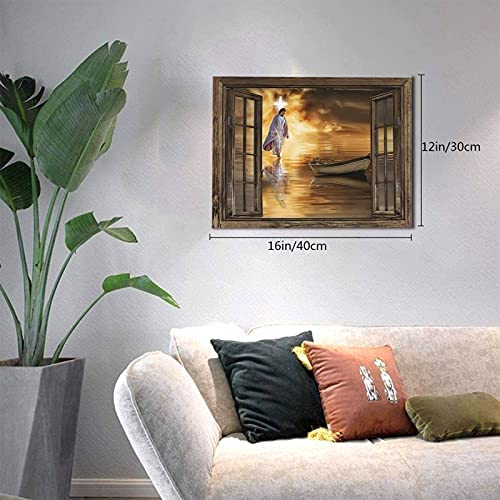 Abstract cross paintings _image0