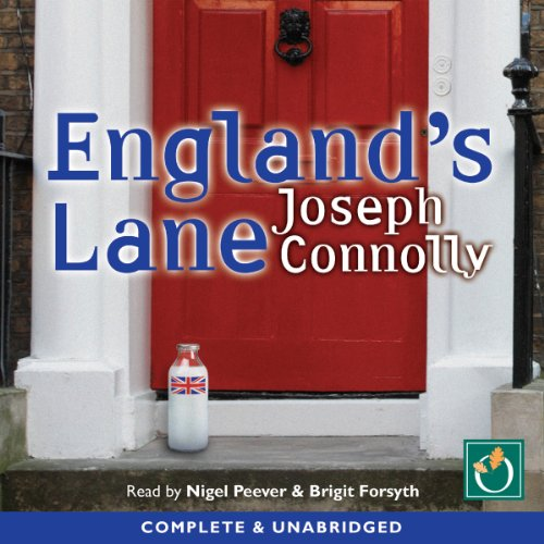 England's Lane audiobook cover art