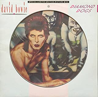 DIAMOND DOGS (PICTURE DISC)