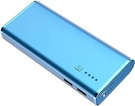 BONAI Powerbank 10000mAh (Universale, 2 Port 2.1A Output, Automatico) Caricatore Portatile Carica Batterie Portatili Cellulare Batteria Esterna Caricabatterie Power Bank per Smartphone