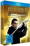 Highlander, TV-Serie, Blu-rays Staffel 1, 4 Blu-rays