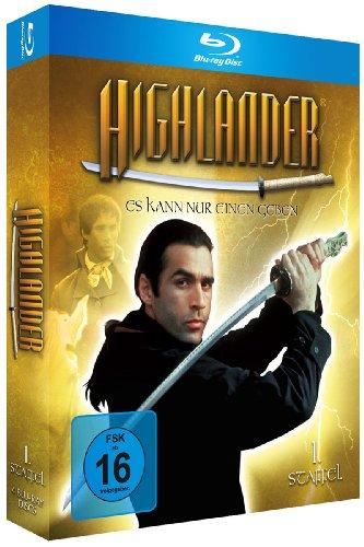 Highlander - Staffel 1 [Blu-ray]