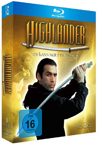 Highlander - Staffel 1 [Blu-ray]