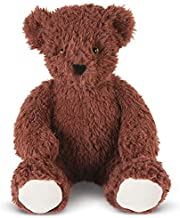 Vermont Teddy Bear Baby Toys - Brown Teddy Bear, 18 Inch, Cinnamon Brown, Super Soft