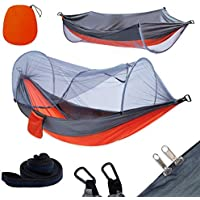Yoomo Camping Hammock with Mosquito Net & Tree Straps