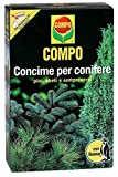 Compo, Concime per Conifere con Guano, Fertilizzante Ideale per Piante Come Abete, Pino Si...
