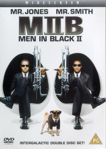 Men In Black II [DVD] [2003]