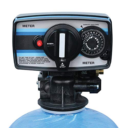 AFWFilters 5600 Metered Water Softener On Demand Control Head Valve