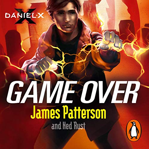 Daniel X: Game Over audiobook cover art