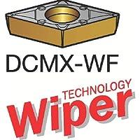 サンドビック コロターン107 旋削用ポジ・チップ 3210 DCMX11T304WF