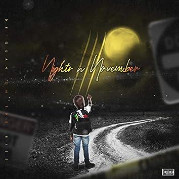 Nights N November III