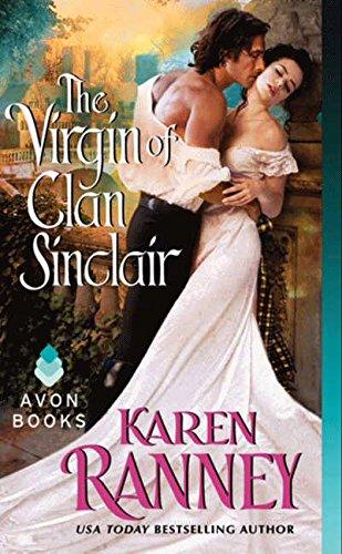 The Virgin of Clan Sinclair (Clan Sinclair, 3)
