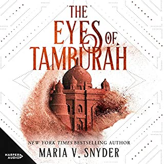 The Eyes of Tamburah     Archives of the Invisible Sword, Book 1              By:                                                                                                                                 Maria V. Snyder                               Narrated by:                                                                                                                                 Wendy Bos                      Length: 13 hrs and 59 mins     Not rated yet     Overall 0.0