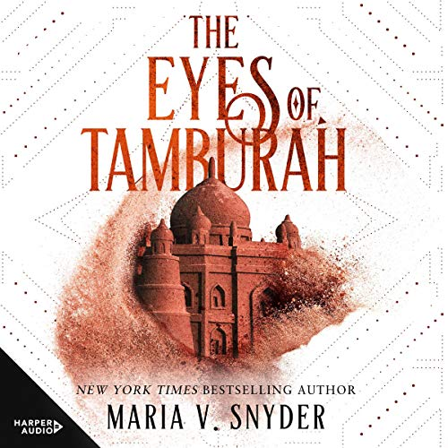 The Eyes of Tamburah cover art