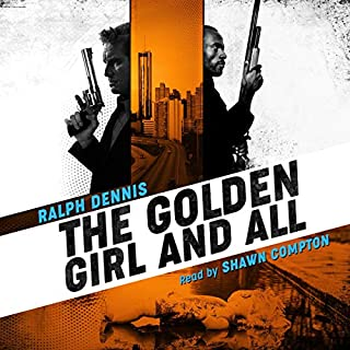 The Golden Girl and All audiobook cover art