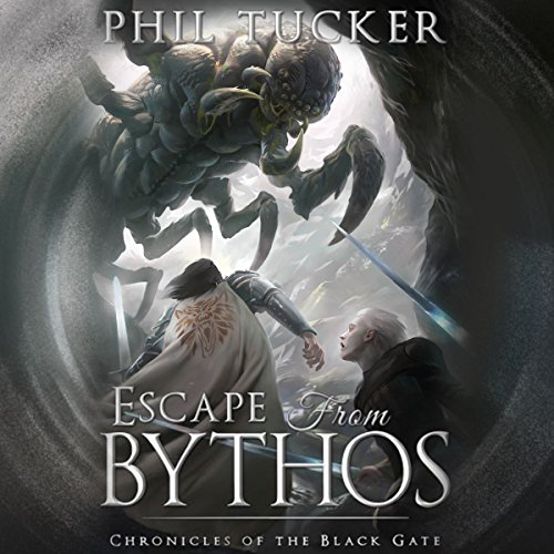 Escape from Bythos audiobook cover art