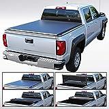 Autozensation For F150 TriFold Tonneau Cover 5'7' Short Bed