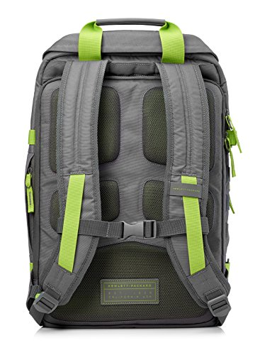 HP Odyssey L8J89AA Backpack for 15.6-inch Laptop (Grey)