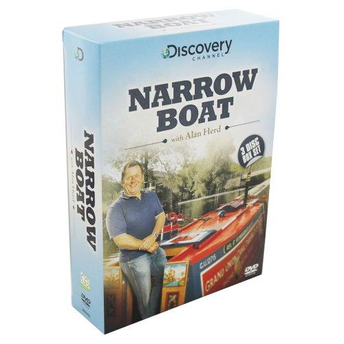 Barco Estrecho con Alan Herd – Juego de 3 Cajas de DVD