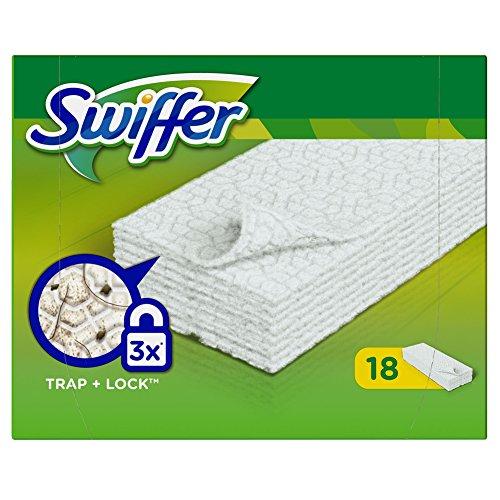 Swiffer, Panni per Pulizia, Confezione da 18