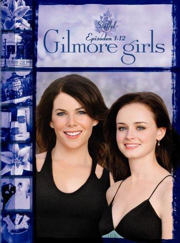 Gilmore Girls - Staffel 6, Vol. 1, Episoden 01-12 (3 DVDs)
