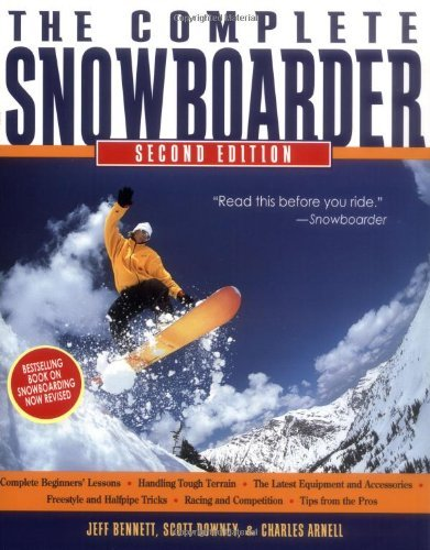 The Complete Snowboarder (English Edition)