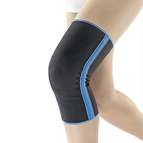 Ofa Dynamics Kniebandage Color 6 schwarz-blau