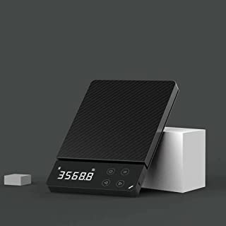 BoBoHome LCD 0-3 kg Balance de Cuisine Rechargeable ménage numérique électronique Poids des Aliments Cuisson Balance de Cu...