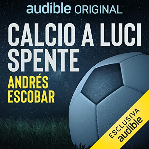 Andrès Escobar copertina