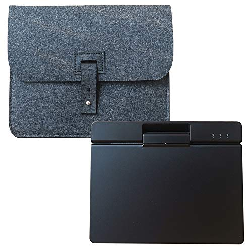 Official One Netbook A1 Engineer PC Laptop Protective Case Bag (Black)