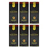 6 Boxes Organo Gold Gourmet Cafe Noir, Black Coffee...
