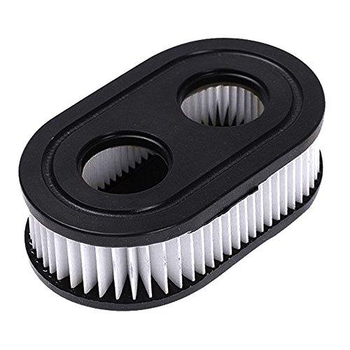 Filtre à Air Tondeuse à Gazon 798452, Beetest® 798452 Remplacement de la cartouche de filtre à air de la tondeuse à gazon pour la tondeuse à gazon Briggs Stratton