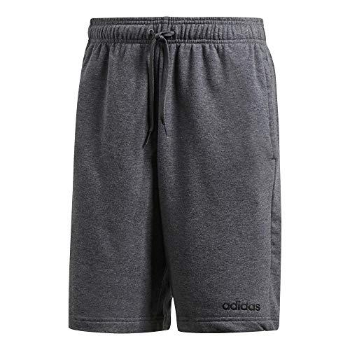 adidas Herren E PLN SHRT FT Sport Shorts, Dark Grey Heather, M