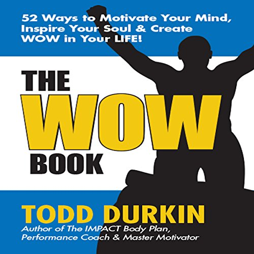 The WOW Book audiobook cover art