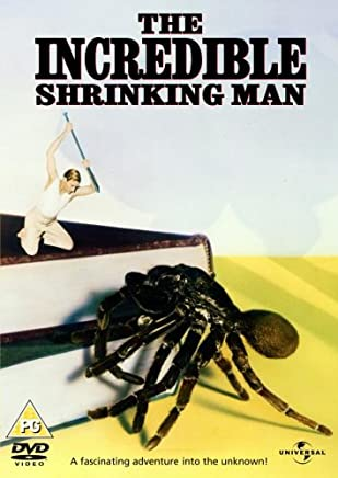 The Incredible Shrinking Man Regions 2 & 4