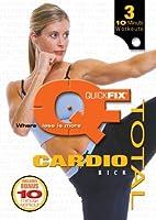 Quick Fix: Total Cardio Kick Workout [DVD]