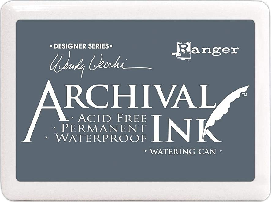 Ranger Wendy Vecchi Designer Series Archival Ink Pad #3-Watering Can