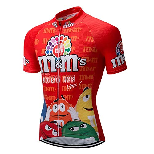 Tapiz de Verano Ciclismo Jersey Divertido Ropa de Ciclismo Mtb Bicicleta de...