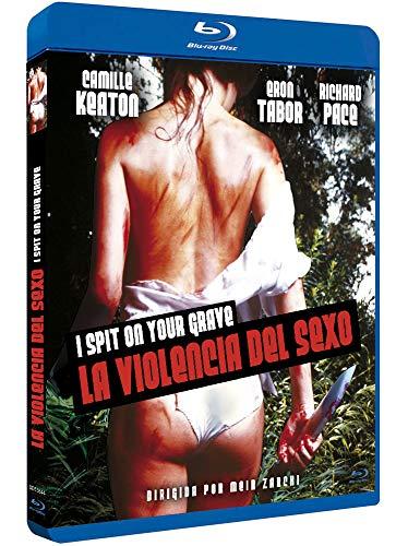 La Violencia Del Sexo BD 1978 I Spit on Your Grave Uncut [Blu-Ray] [Import]