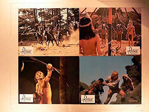 Der Mann den sie Pferd nannten 2.Teil frz Aushangfotos/Lobbycards 8 Stück-G1/181