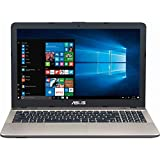 ASUS VivoBook Max X541NA-PD1003Y Laptop (Windows 10 Home, Intel Pentium N4200 Quad-Core 1.10GHz, 15.6' LCD Screen, Storage: 500 GB, RAM: 4 GB) black