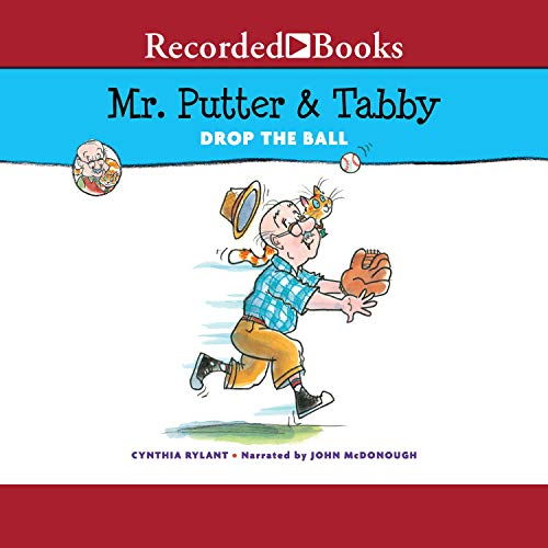 Mr. Putter and Tabby Drop the Ball  By  cover art