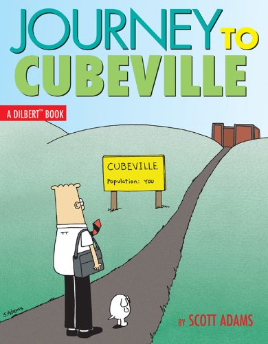 Journey to Cubeville: A Dilbert Book (English Edition)