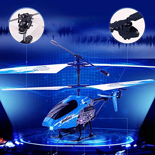Kit complet 3.5/canaux Gyro RC ferngesteuerter maquette de h/élicopt/ère avec fonction feu et de Technique pour Hobby aviateur Ready to-mod/èle Fly Heli