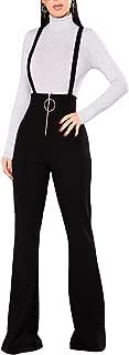 Best wide-leg suspender jumpsuit Reviews