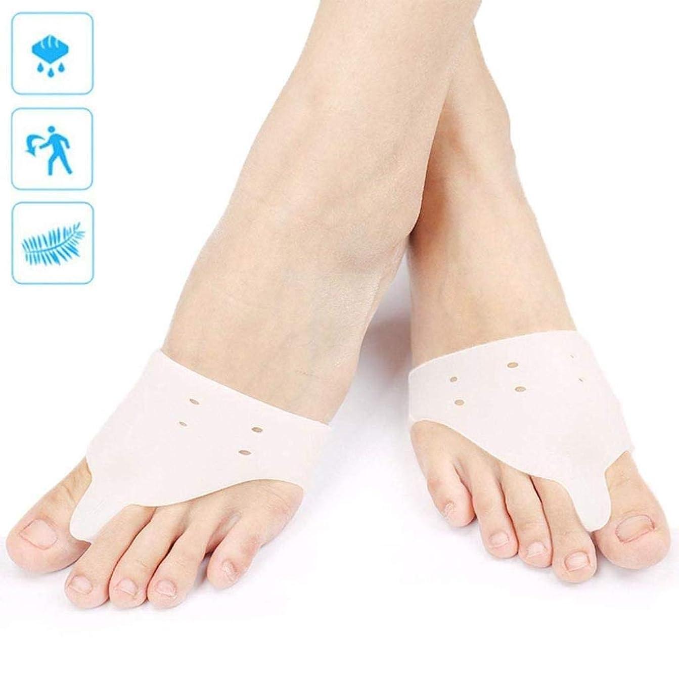信頼性のある無法者だらしないBunion Toe Separators、Bunion Corrector、Ball of Foot Cushions、Hallux Valgus、Toe Straighteners、Bunion Protector
