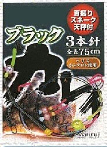 Marufuji(マルフジ) E-103 ブラックカレイ3本 12号