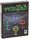 Based on the bestseller Wizard Card Game where correct predictions earn points, Fantasy Wizard re-imagines Wizard with sensational new characters and settings Wizard Apprentices Develop Their Powers Of Premonition By Predicting The Exact Number Of Tr...