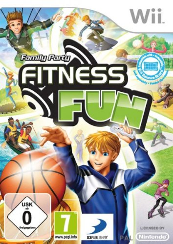 Family Party Fitness Fun