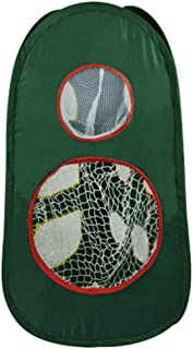 RHHWJJXB Golf Practice Net Three-Sided Hit Net Swing/Cut Rod Practice Net